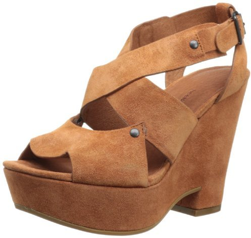 See by Chloe Women's Cross Strap Platform Sandal