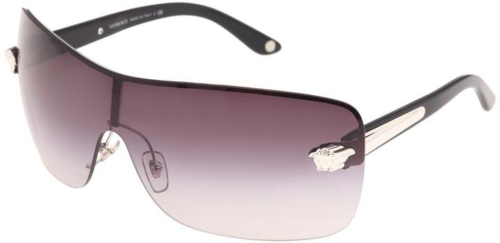 Versace VE2119 (Silver/Grey Gradient) - Eyewear