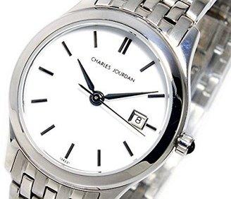 Charles Jourdan (シャルル ジョルダン) - シャルル ジョルダン CHARLES JOURDAN クオーツ レディース 腕時計 134.22.1[逆輸入品]