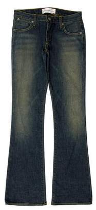 Paper Denim & Cloth Mid-Rise Wide-Leg Jeans w/ Tags