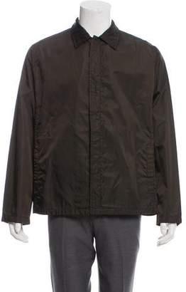 Prada Lightweight Coaches Jacket