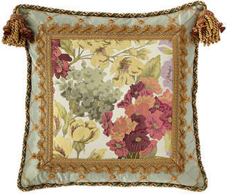 Sweet Dreams Giverny Boutique Pillow with Tassels