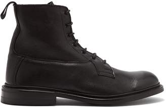 Tricker's Burford leather derby boots