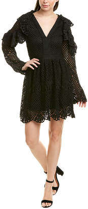 Forever 21 70 Degree 70F/21C Lace A-Line Dress