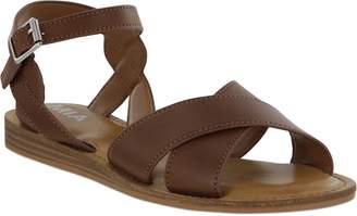 Mia Criss-Cross Ankle-Strap Sandals - Besty