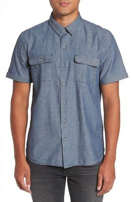 Paige Flynn Lightweight Denim Shirt