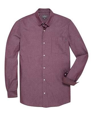 Peter Werth Mighty V Jacquard Shirt