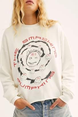 Daydreamer Tonight Tonight Cropped Sweatshirt