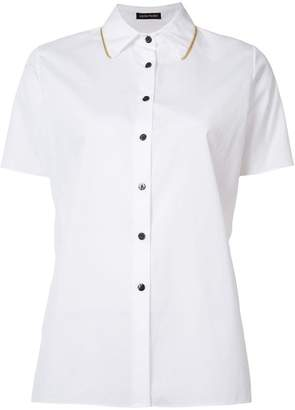 Sophie Theallet shortsleeved boxy shirt