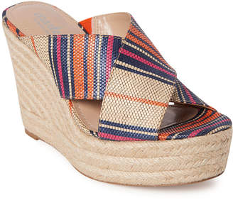 Charles by Charles David Leilani Wedge Sandals Women Shoes