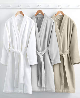 Hotel Collection Waffle Weave Robe, 100% Turkish Cotton