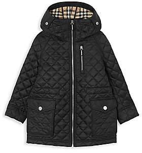 Burberry Women's Little Boy's & Boy's Trey Quilted Jacket