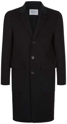 Johnstons of Elgin Double Face Cashmere Coat