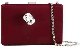 Stella McCartney jewel embellished clutch