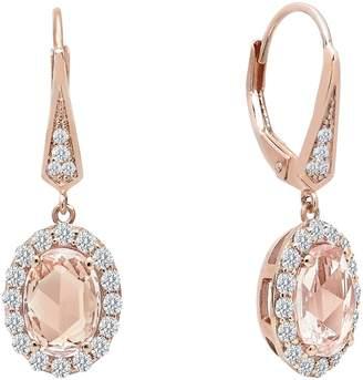 Lafonn Simulated Diamond Drop Earrings
