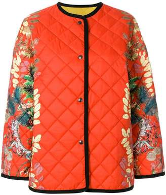 Etro reversible quilted jacket