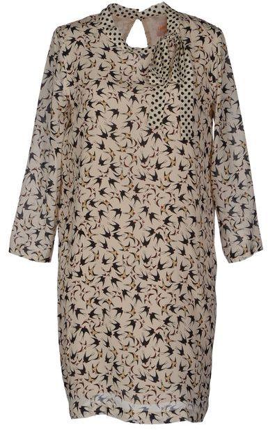 DOLORES PROMESAS HELL Short dress