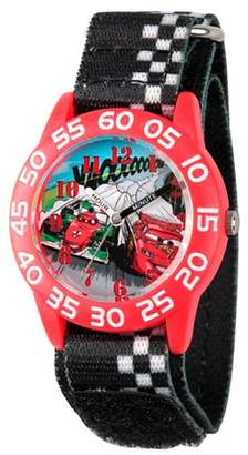 Cars Boys' Disney Lightning McQueen Watches Black