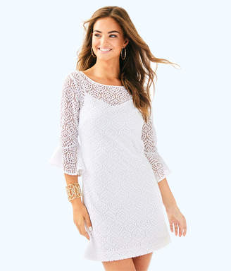 Lilly Pulitzer Womens Fontaine Dress