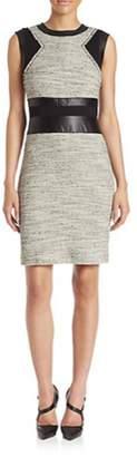Rebecca Taylor Canyon Tweed Dress