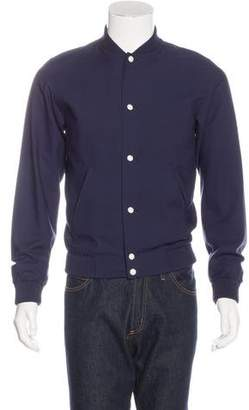 Christian Dior Wool Baseball Jacket