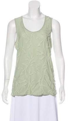 Neiman Marcus Knit Sleeveless Top w/ Tags