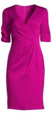 Nanette Lepore Carnival Ruched Dress