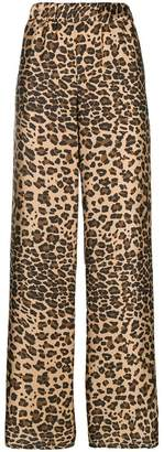 P.A.R.O.S.H. leopard printed trousers