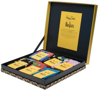 Happy Socks The Beatles Collection Box Set - ML