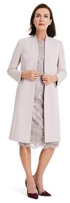 Next Womens Phase Eight Pink Constanza Coat