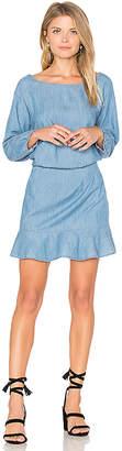 Soft Joie Arryn B Dress in Blue $188 thestylecure.com