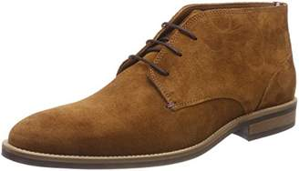 Tommy Hilfiger Men's Essential Suede Boot Oxfords