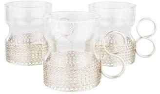 Iittala Set of 3 Tsaikka Glasses