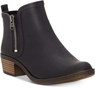Lucky Brand Women's Basel Rain Booties Women's Shoes
