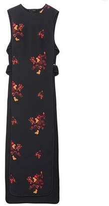 Ellery Judy floral-print crêpe dress
