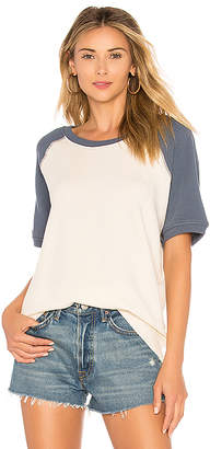 The Great The Short Sleeve Sweatshirt