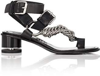 Alexander Wang Women's Jada Leather Sandals