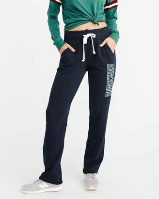 Abercrombie & Fitch Logo Sweatpants