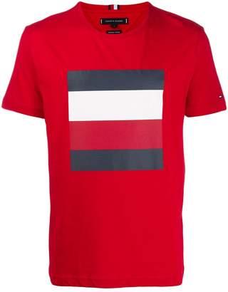 Tommy Hilfiger signature stripe T-shirt