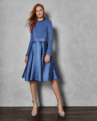 Ted Baker ZADI Frill cuff dress