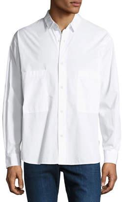 AG Jeans Men's Shiro Oversized-Pocket Shirt