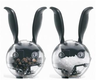 Chef'N Chefn Mini Magnetic Rabbit 2-pc. Salt & Pepper Grinder Set