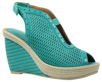 L'Amour Des Pieds Isandro Peep Toe Wedge