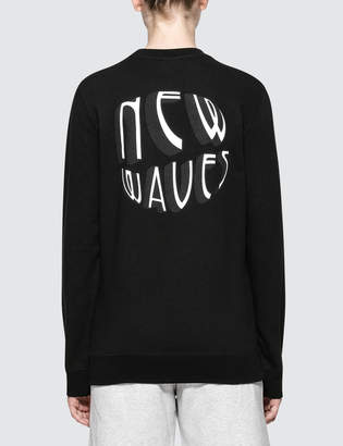 Stussy New Waves Sweatshirt