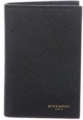 Givenchy Bifold Leather Cardholder