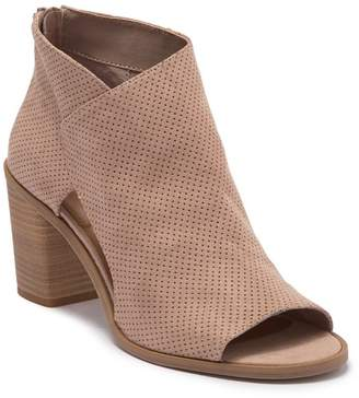 Abound Cut Out Asymmetrical Stacked Bootie