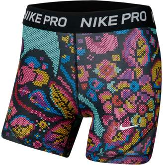 Nike Pro Dri-FIT Print Bike Shorts