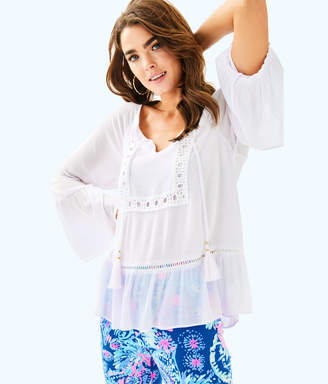 Lilly Pulitzer Womens Amisa Top