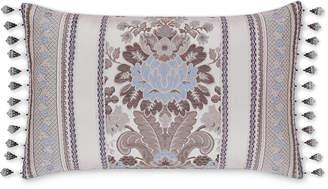 "J Queen New York Jordyn Olivia 15"" x 21"" Boudoir Decorative Pillow"