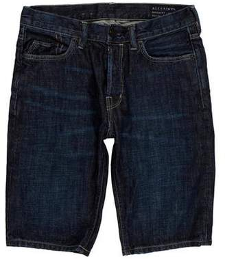 AllSaints Karatsu Denim Shorts